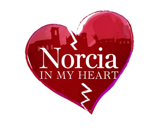 LOGO NORCIA IN MY HEART